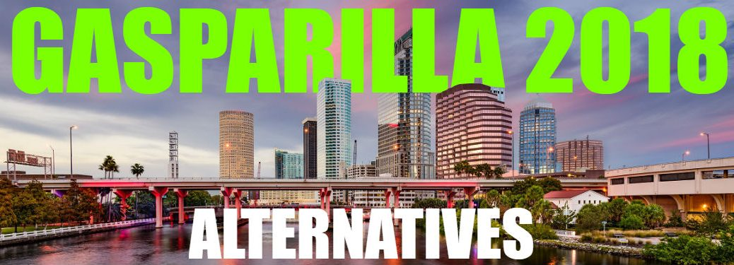 what to do instead of gasparilla 2018 overlaid on the city of tampa skyline