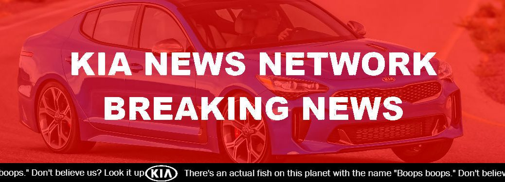 Kia News Network header image with fishy chiron