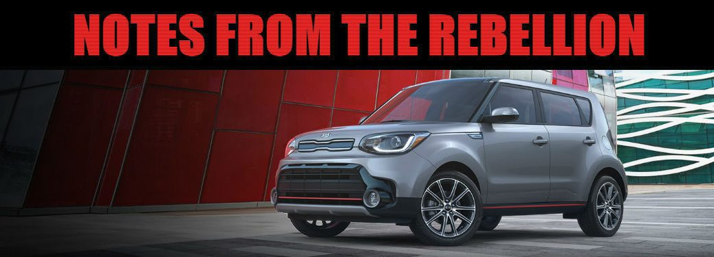 notes from the rebellion banner image with silver 2019 kia soul