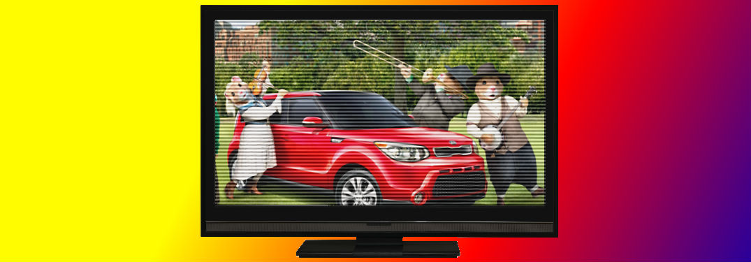 Kia's TV Advertisements are Always a Treat. See the Best!