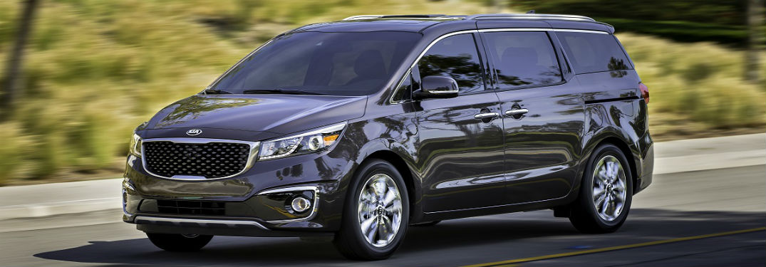 Get a Decked-Out Kia Sedona Minivan at Friendly Kia and Pay Less than Ever Before!