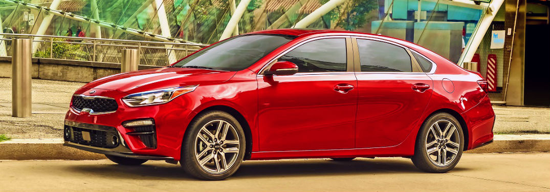 What New Features are the 2020 Kia Forte Bringing?