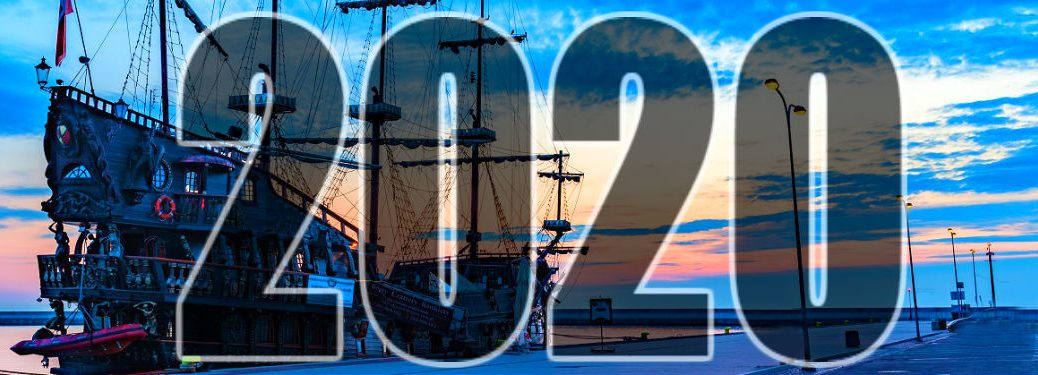 pirate ship with 2020 numbers overlaid