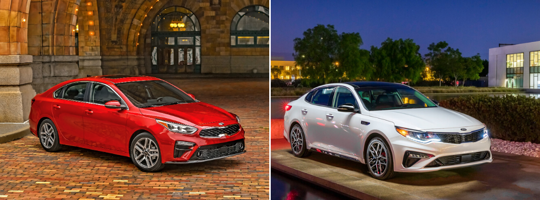 Which Kia Sedan Is Right for Me?