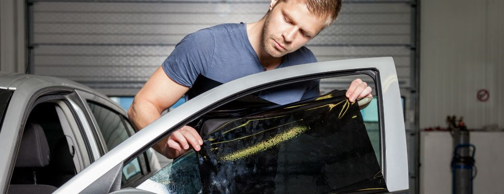 How to Tint Your Car's Windows Yourself