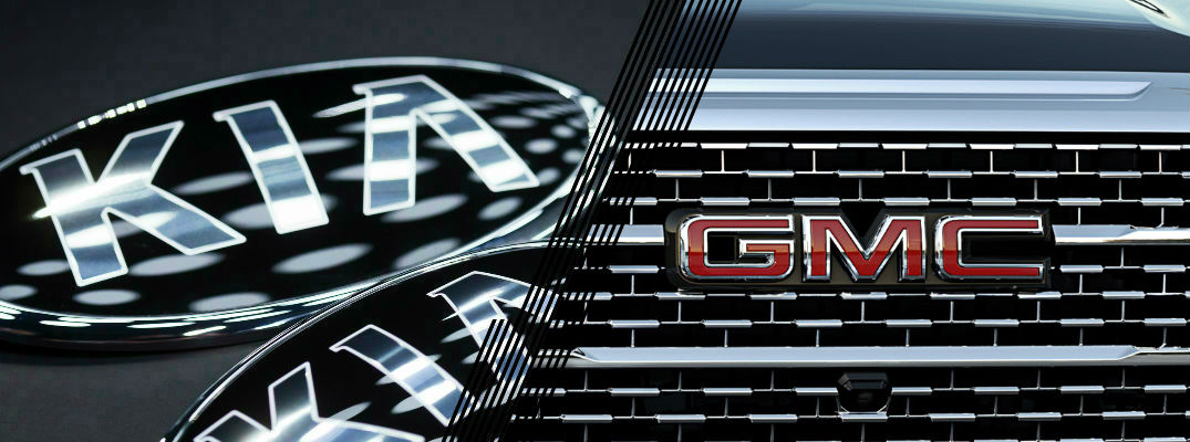 Battle of the Brands: Kia vs GMC