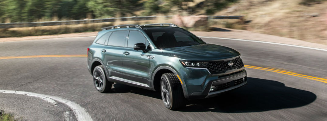 Fully Loaded 2021 Kia Sorento Lineup Brings 16 Driver-Assistance Features