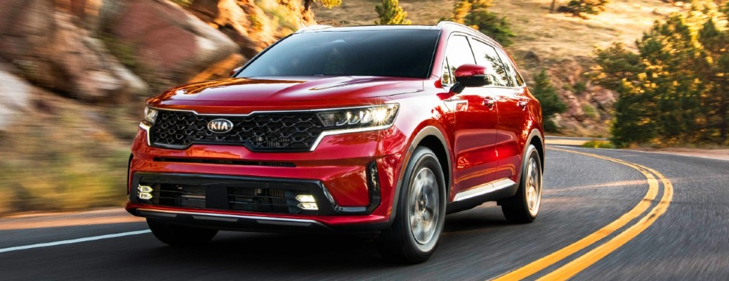 2021 What Car? Car of the Year Awards Recognizes All-New Kia Sorento
