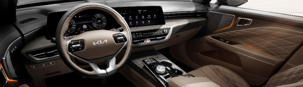 How To Set Up the Digital Key, Camera, and More in The Kia K8