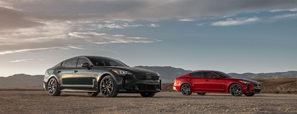 How Fast is a 2022 Kia Stinger?