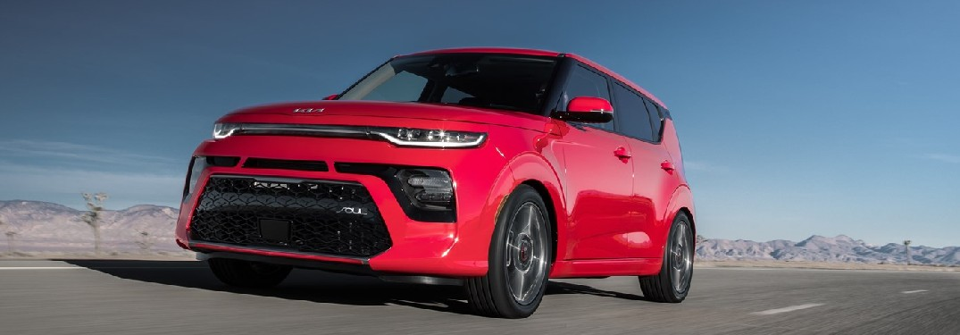 New LX Technology Package Launches on the 2022 Kia Soul