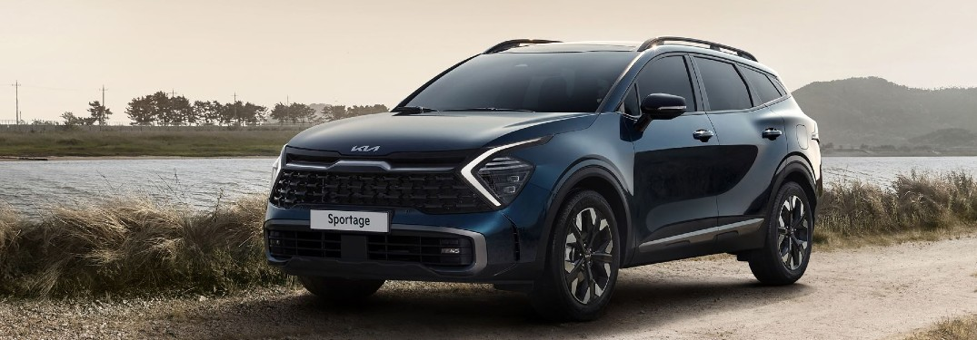 Redesigned Kia Sportage Gains Bold Styling and Cutting-Edge Tech