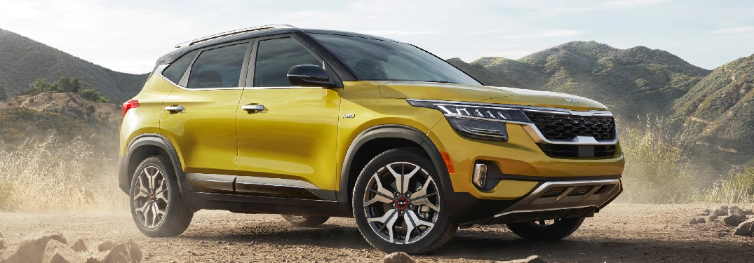 Check Out the 12 Paint Colors of the 2022 Kia Seltos
