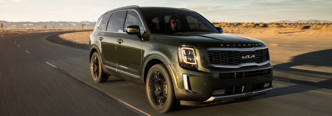 Does the 2022 Kia Telluride have a Rear Seat Entertainment System?