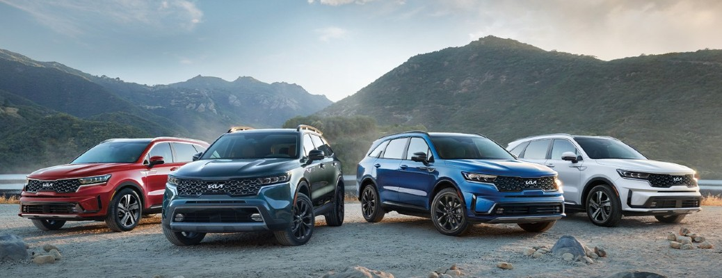 Which Is the Most Fuel-Efficient 2022 Kia SUV?