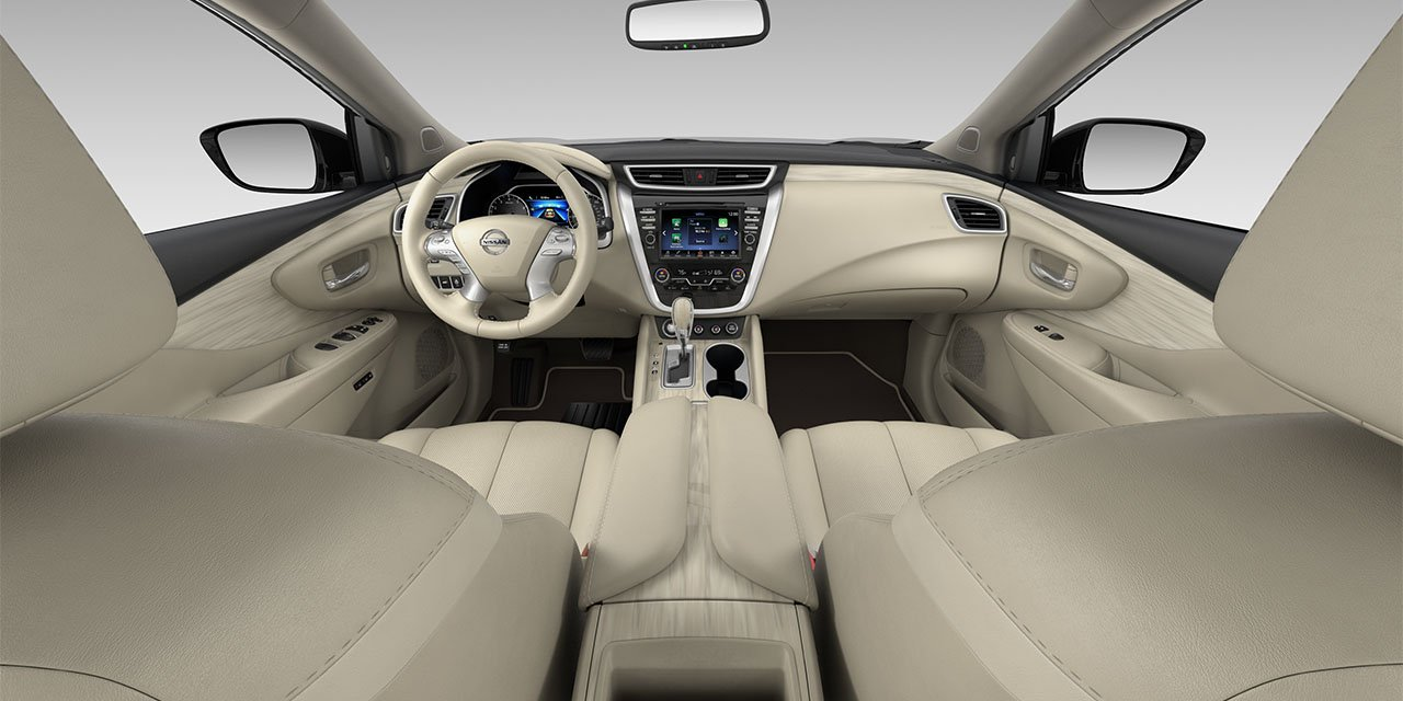 2017 Nissan Murano Cashmere Leather