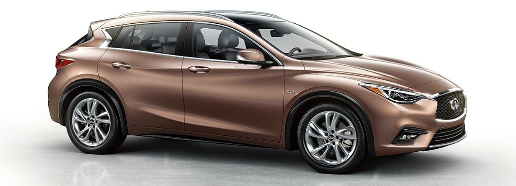 2017 INFINITI QX30 engine specifications