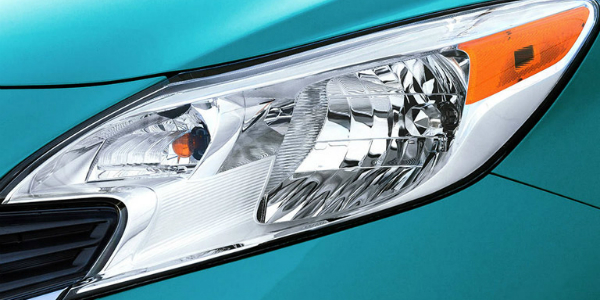 Design Features of the 2017 Nissan Versa Note Headlights