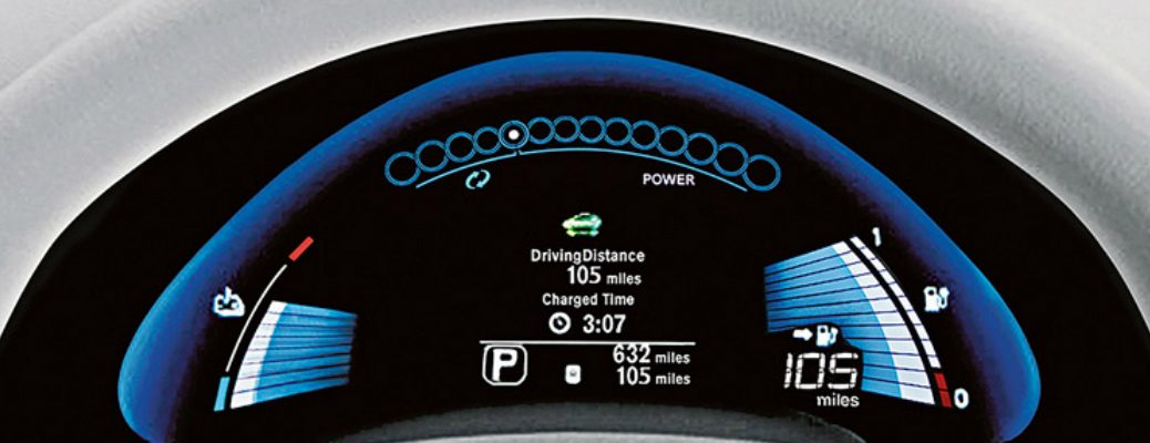 2017 Nissan Leaf Fuel and Money Savings Driving Range