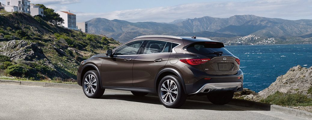 2018 INFINITI QX30 Performance and Design Exterior