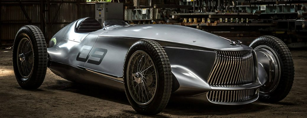 Check Out the New INFINITI Prototype 9 Exterior