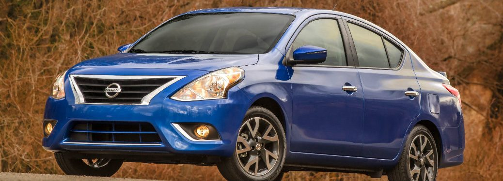 2018 Nissan versa features