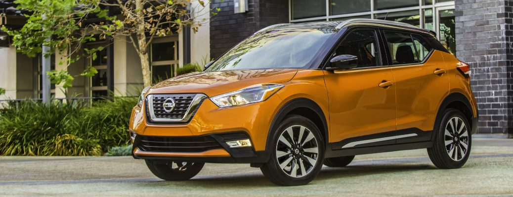 2018 Nissan Kicks downtown