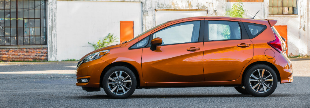 How big is the Versa Note?