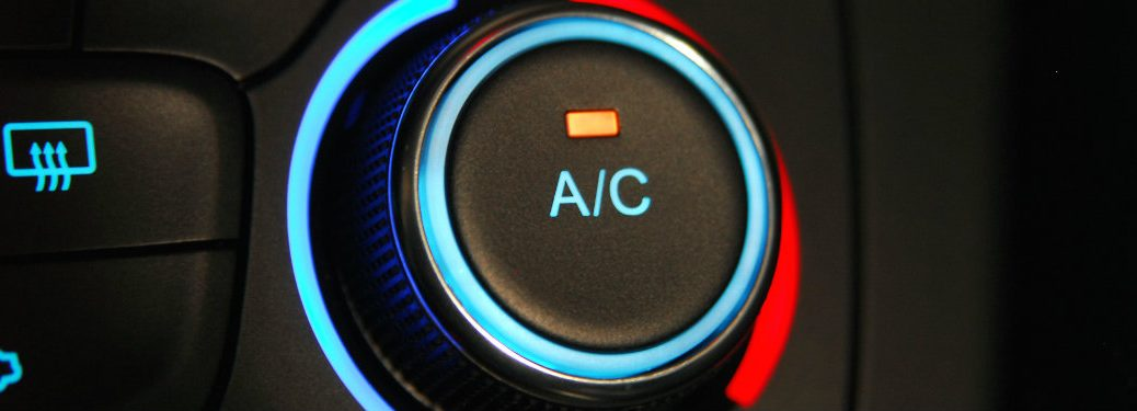 air conditioning dial