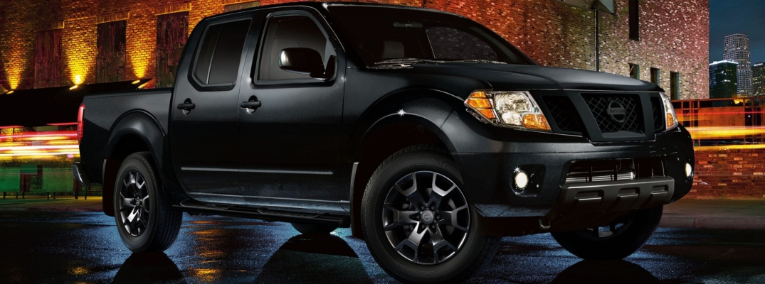What is the 2019 Nissan Frontier Midnight Edition®?