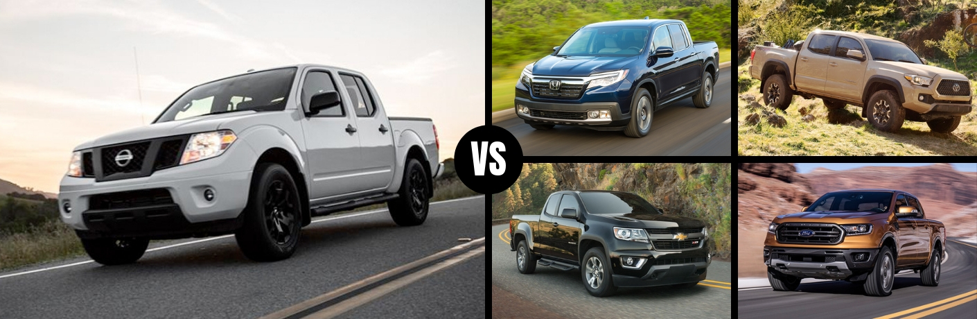 Where Does the 2019 Nissan Frontier Rate Against its Competition?