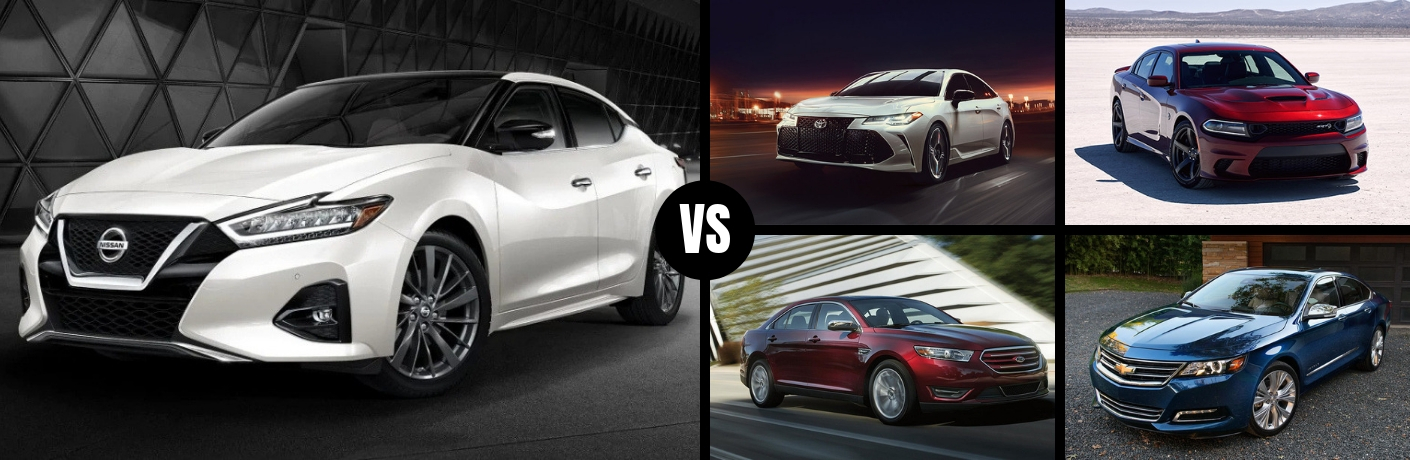 How Does the 2019 Nissan Maxima Fare Against its Competition?