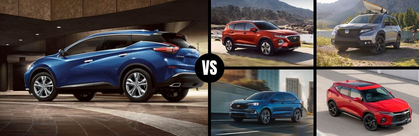 How Does the 2019 Nissan Murano Stack Up Against the Competition?