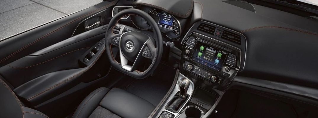 What Connectivity Features are Available on the 2020 Nissan Maxima?