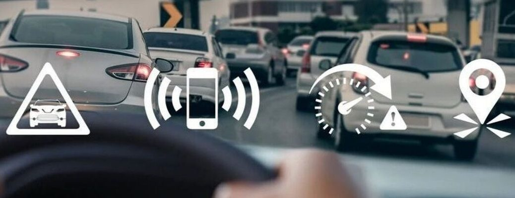 Featured image highlighting NissanConnect® features with logos
