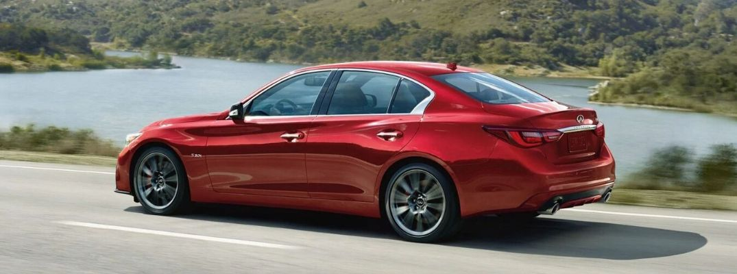 What Are the Key Aspects of the 2020 INFINITI Q50 Red Sport?