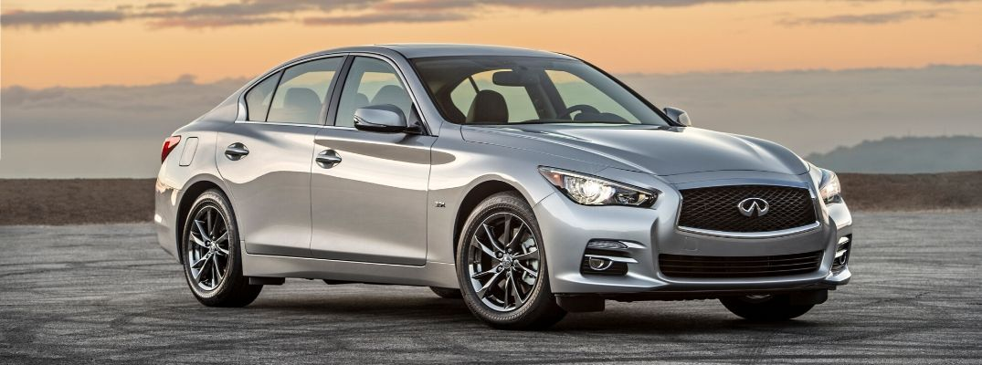 Why Was the 2017 INFINITI Q50 Awarded the 2020 ALG Pre-Owned Value Award?