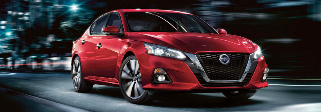 What are the 2020 Nissan Altima Safety Features?