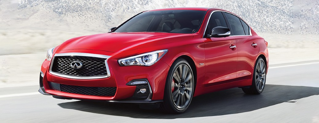 How Much Does Each 2020 INFINITI Q50 Trim Level Cost?