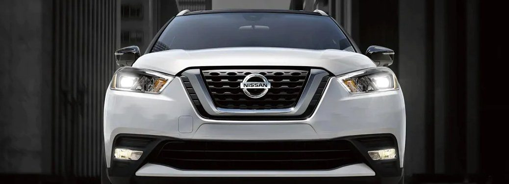 2020 Nissan Kicks from the front