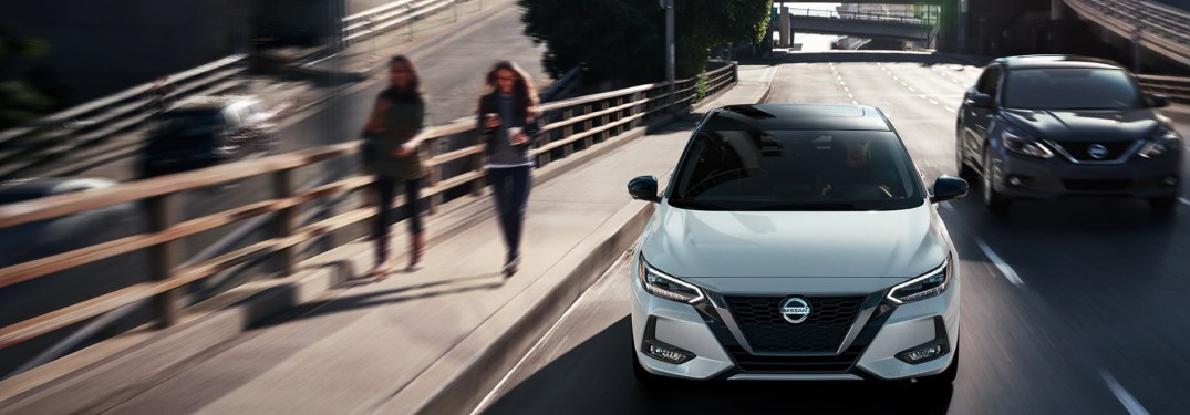 List of Driver Assistance Features Available for the 2020 Nissan Sentra