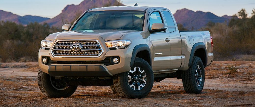Best features of the 2016 Toyota Tacoma