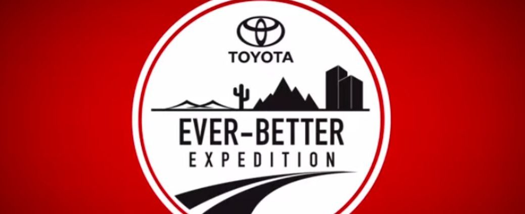Toyota Ever Better Expedition