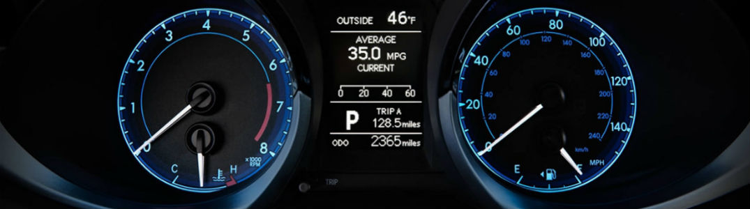 Toyota Corolla Maintenance Required Light >> What Does It Mean When The Maintenance Light Is Blinking In
