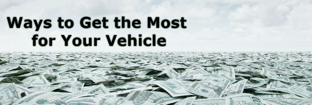 ways to get the most for your trade in Toyota Palo Alto San jose CA