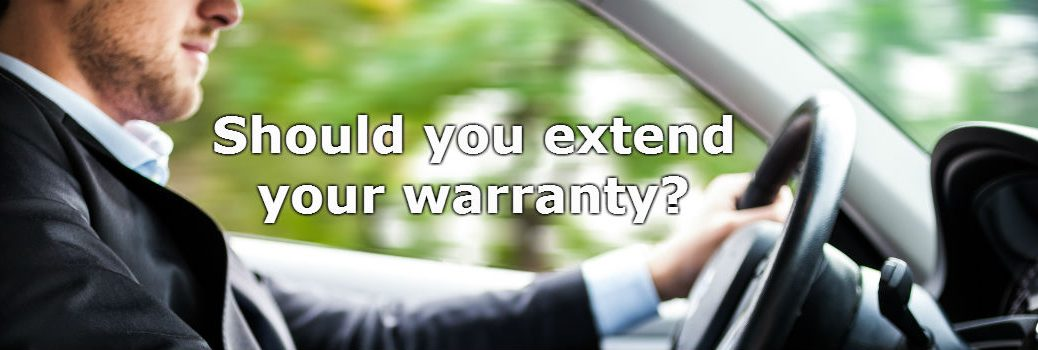 should you ever extend your vehicle's warranty?