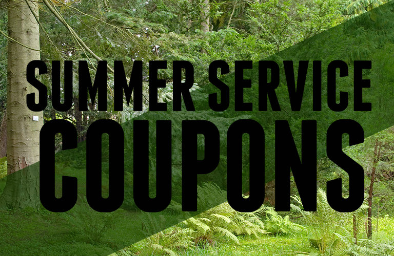 Summer service coupons in lafayette indiana