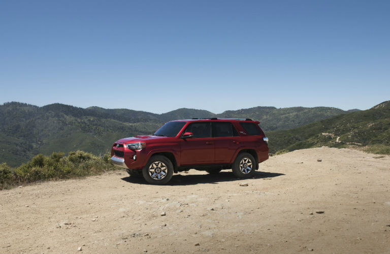 Does the 4Runner have a TRD trim version?