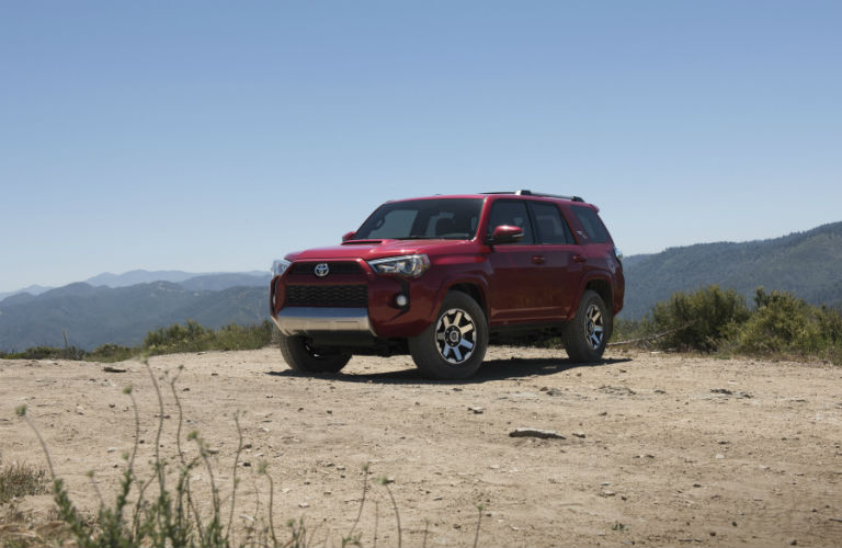 What are the six 4Runner trim levels?