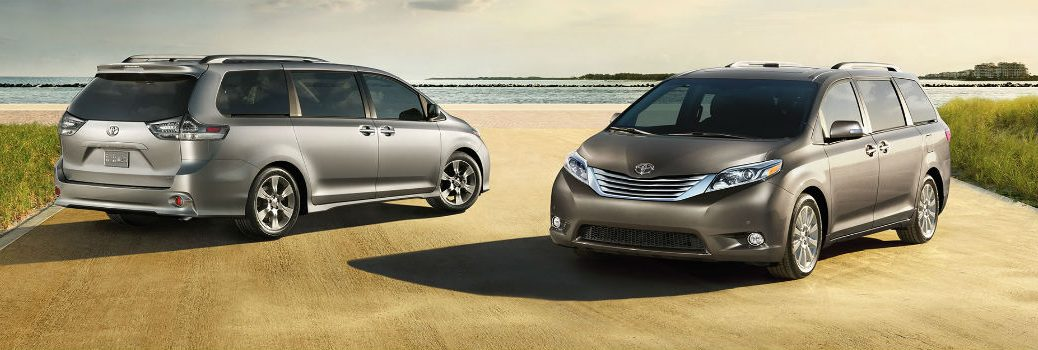 Does the 2017 Toyota Sienna have a new engine option?